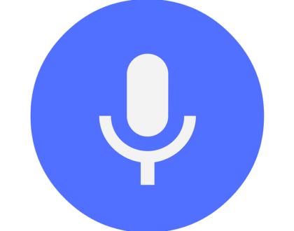 wyszukiwanie głosowe google